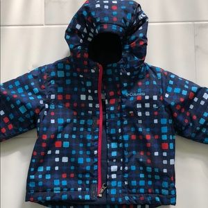 Columbia 18-24 mos hooded jacket